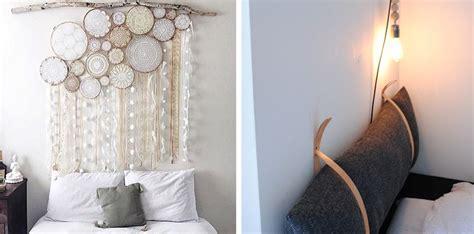 couvrir un canapé 21 têtes de lit originales en diy bnbstaging le