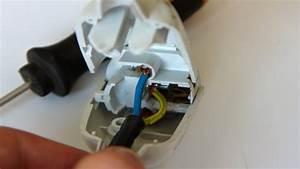 Montage Prise Electrique : le branchement lectrique d 39 une prise male ~ Melissatoandfro.com Idées de Décoration