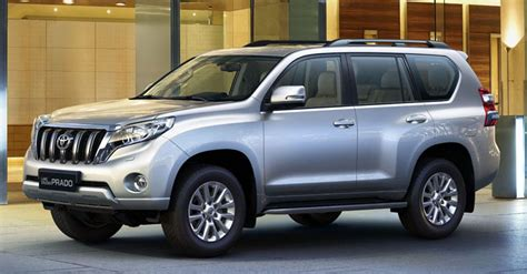 Toyota Land Cruiser Price by Toyota Land Cruiser Prado Specifications Price In India