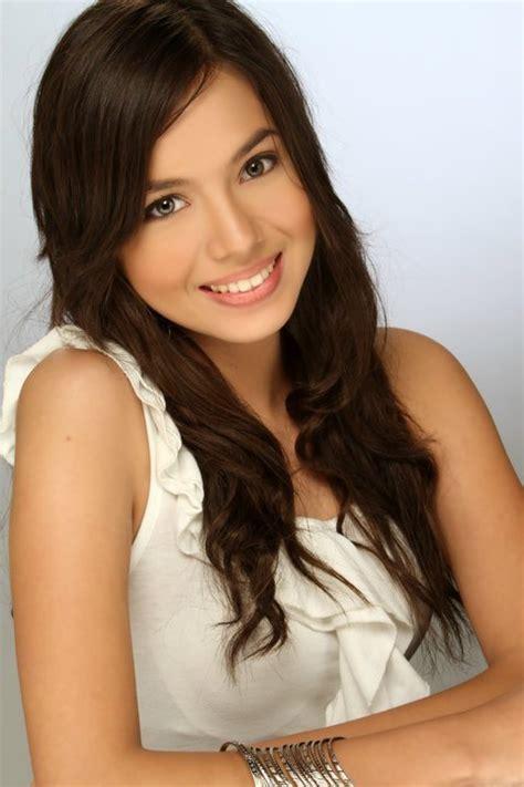 julia filipino actress julia montes pinay celebrity spot pinayspot