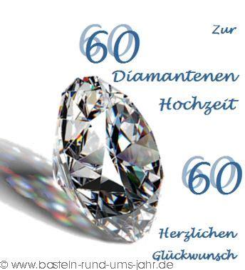 diamantene hochzeit diamantene hochzeit