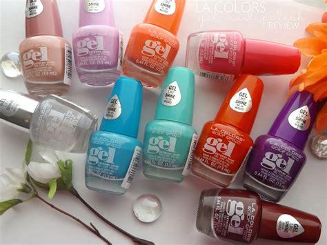 la colors review l a colors color craze gel nailpolish reviews in nail