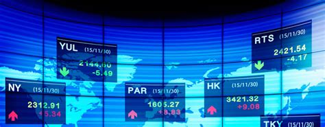 brokers  stock trading