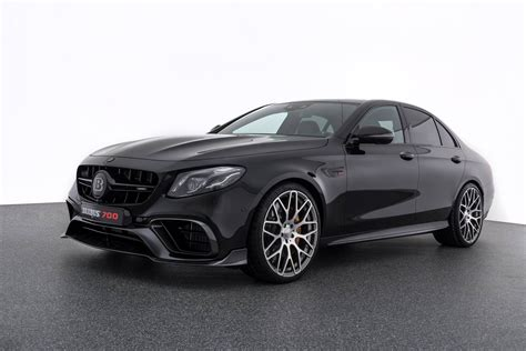 Brabus 700 Makes The Angry Mercedes-amg E63 S Even Angrier