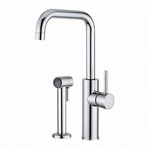 Modern Kitchen Faucet With Sprayer Amazing Home Decor