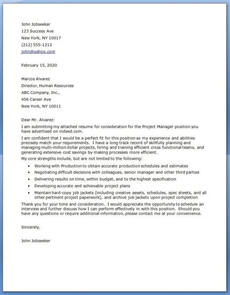 project manager resume ideas  pinterest