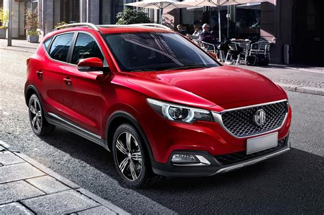 New Cars Suv by New Mg Xs Suv Revealed What Car