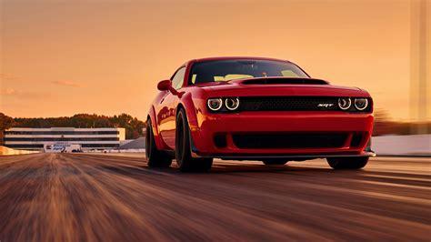 2018 Dodge Challenger Srt Demon Wallpapers & Hd Images