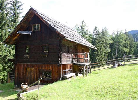 Almhütten  Stadtgemeinde Gmünd in Kärnten