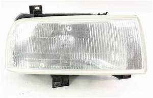 Rh Headlight 93-99 Vw Jetta Mk3 Hella Head Light Lamp