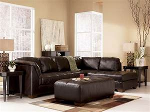 harrington chocolate sectional sofa set signature design With sectional sofas from ashley furniture