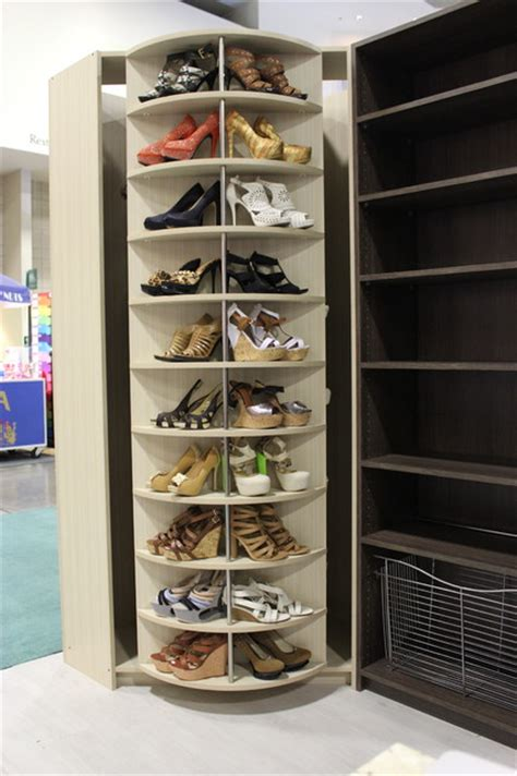 the s 360 degree revolving closet organizer