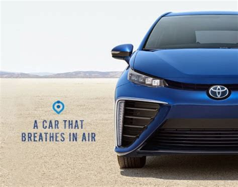 toyota mirai fuel cell cars ad agency  study engine
