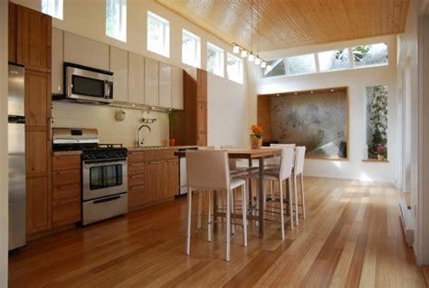 lambris plafond cuisine décoration cuisine lambris déco sphair