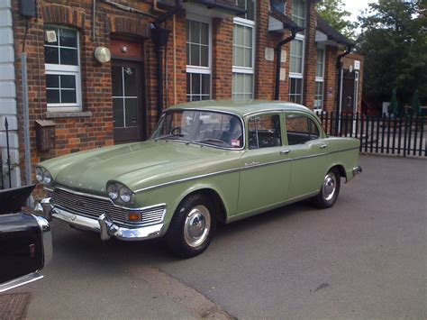 humber super snipe cunningham classic cars