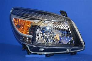Headlamp R  H Manual Adjustment  Right Hand Drive  For Ford