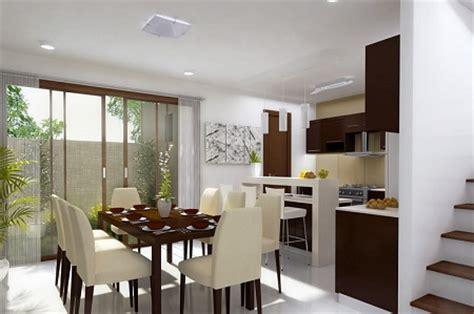 Desain Ruang Makan Dan Dapur Minimalis Terbaru Menjadi