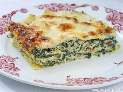 cuisiner les bettes lasagnes aux blettes ricotta parmesan et pignons une