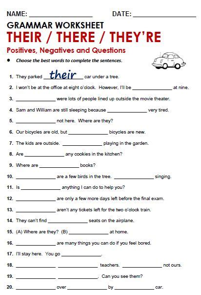 picture  images english grammar worksheets