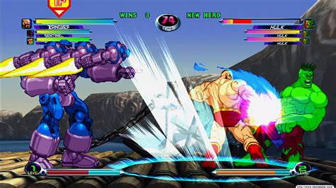 marvel  capcom   age  heroes tfg review