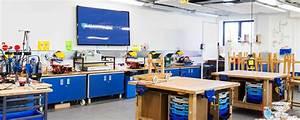 Design Technology Classroom Design, Manufacture