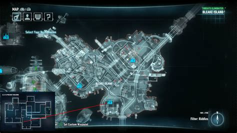 batman arkham knight  collectible locations trophies