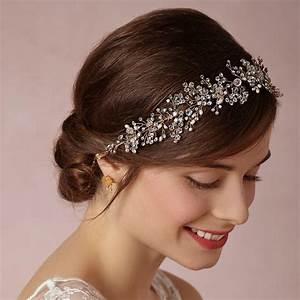 Gorgeous Crystal Bridal Headband Wedding Rhinestone