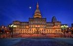 Lansing Michigan Capital HDR   Flickr - Photo Sharing!