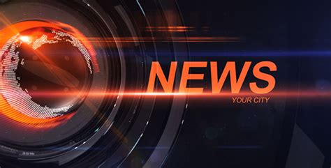 News Intro (news) After Effects Templates