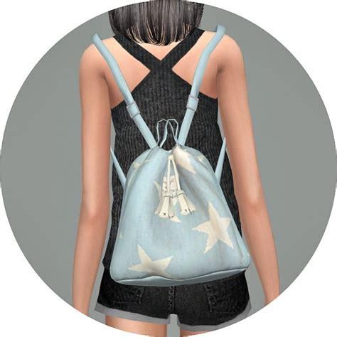 bucket backpack   marigold sims  updates