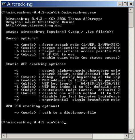 aircrack ng for android aircrack ng wep and wpa psk key program