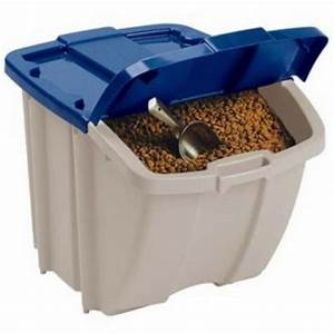 Marvelous van ness 50 lb pet food container products for Dog food container 50 lbs