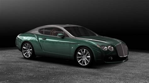 geneva  bentley gtz zagato