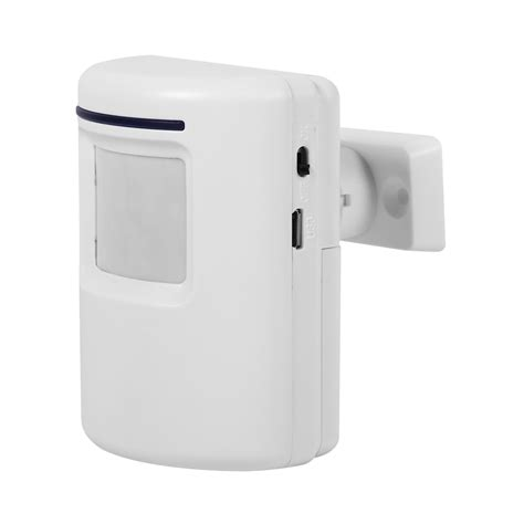 Driveway Patrol Garage Motion Sensor Wireless Alert Secure