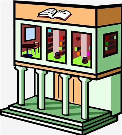 Library Building Clipart Clip Clipground