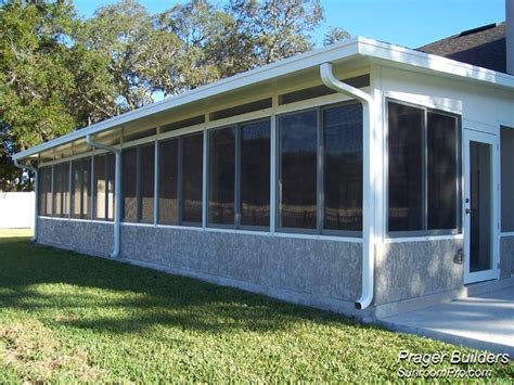 florida sunrooms and enclosures design apopka sunroom addition glass windows prager builders