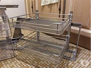 Meuble Rangement Cuisine : meuble angle coulissant cuisine offres septembre clasf ~ Melissatoandfro.com Idées de Décoration