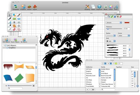 free design software 16 graphic drawing programs free images graphic design