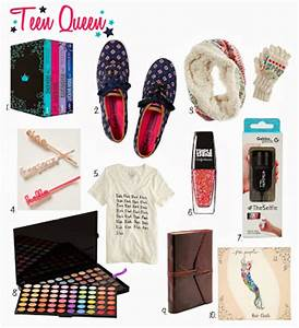 The Spinsterhood Diaries Gift Guide Teenage Girl