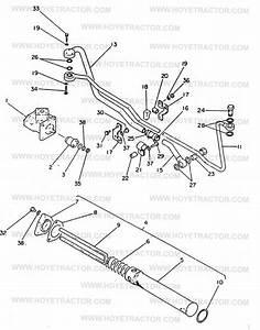 Hydraulic System  Yanmar Tractor Parts