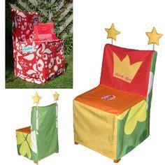 stuhl husse krone  kronen geburtstage und stuhl