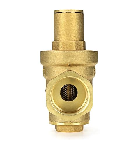 pressione acqua rubinetto dn12 20 25 riduttore per regolatore pressione acqua