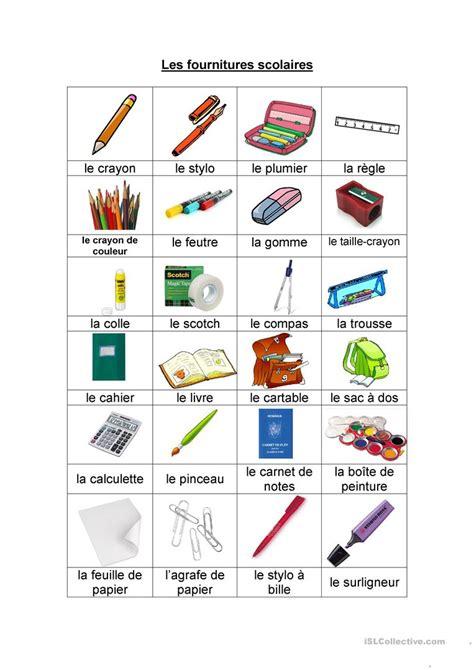 fourniture de bureau en anglais les fournitures scolaires en anglais oz07 jornalagora