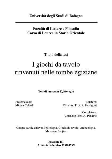universit 224 degli studi di bologna facolt 224 di lettere e