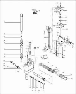 Crown Seal Kit And Parts Drawing