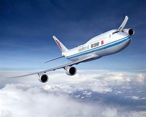 Air China Orders 5 Boeing 747-8 Intercontinentals (with ...