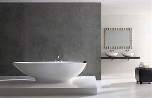 Baignoire A Poser : baignoire design poser en lot napoli victoria albert ~ Edinachiropracticcenter.com Idées de Décoration