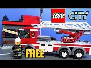 Lego City Magazin : lego city magazine with free firefighter youtube ~ Jslefanu.com Haus und Dekorationen