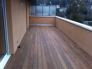 Terrasse En Ipe : agencement d 39 une terrasse en bois exotique ipe martigues ~ Premium-room.com Idées de Décoration