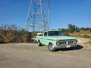 1977 Ford F150 Manual Transmission For Sale In Laguna
